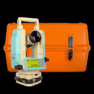 Теодилит RGK T-05 (лазерный отвес)