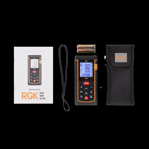 Лазерный дальномер RGK D80